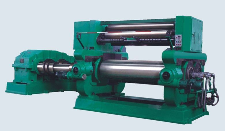 Open sheeting mill